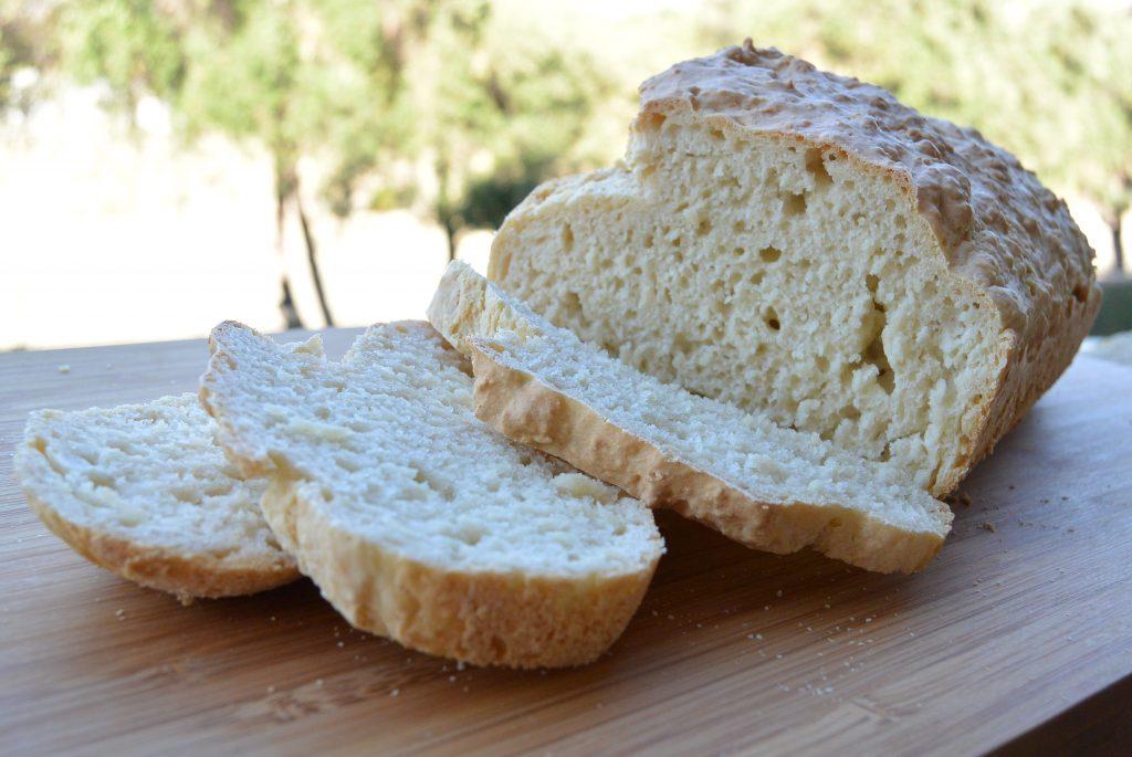 Beer Bread // Tiny Kitchen Big Taste // Michael Fucci