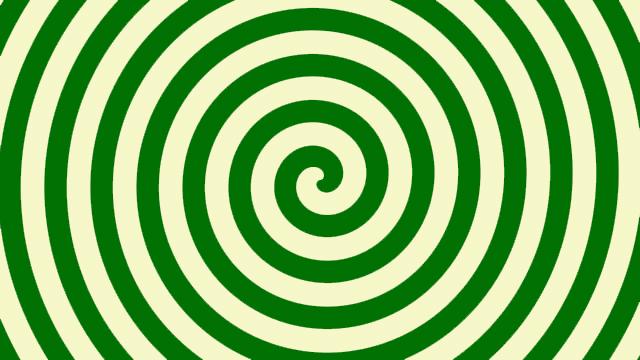 green-spiral