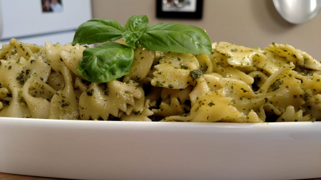 Presto! Pesto! // Tiny Kitchen Big Taste // Michael Fucci