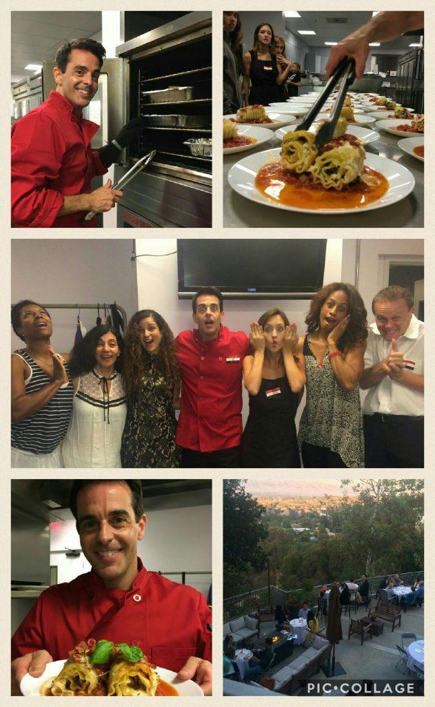 Mama Fucci's Spinach Lasagne Roll-ups // Tiny Kitchen Big Taste