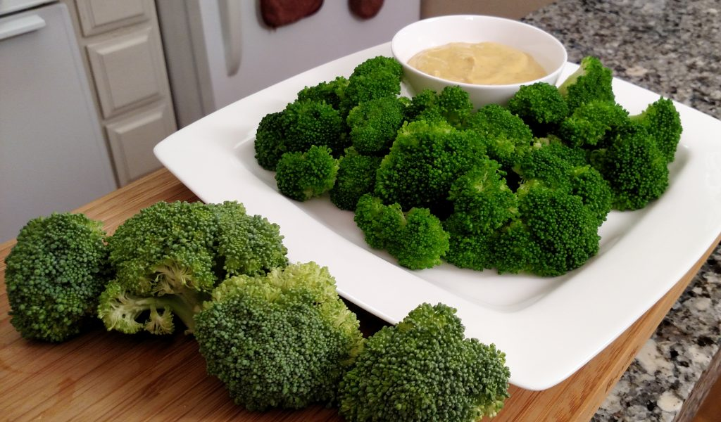 Tiny Tip of the Day // How to Make Vegetables Shockingly Green