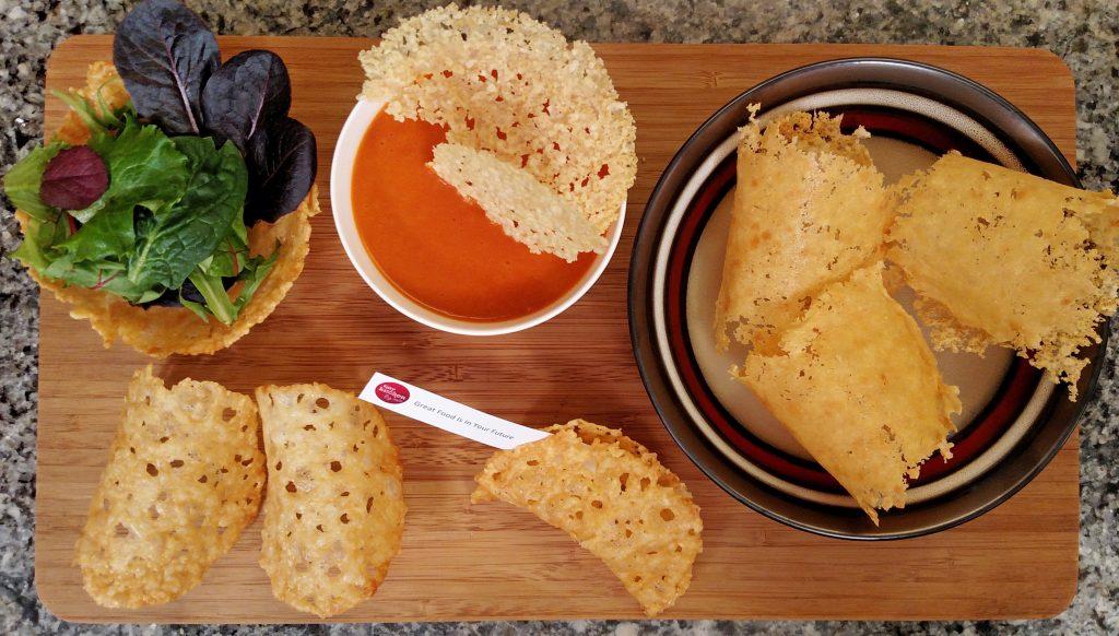 Frico // Tiny Kitchen Big Taste