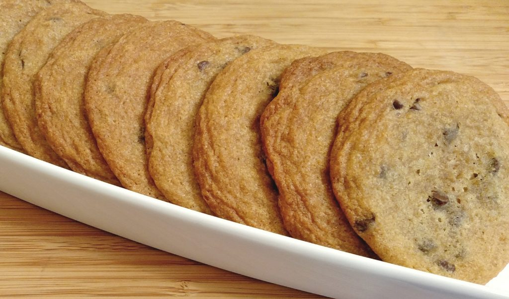Soft and Chewy Chocolate Chip Cookies // TIny Kitchen Big Taste