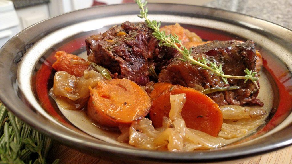 Ree Drummond's Perfect Pot Roast // Tiny Kitchen Big Taste