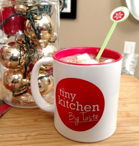 Homemade Hot Cocoa Mix // Tiny Kitchen Big Taste