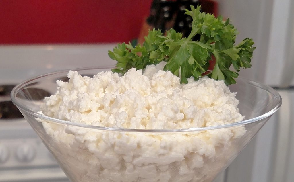 Ricotta Cheese // Tiny Kitchen Big Taste