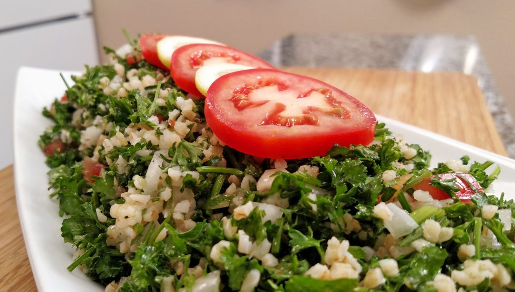 Tabouli // Tiny Kitchen Big Taste
