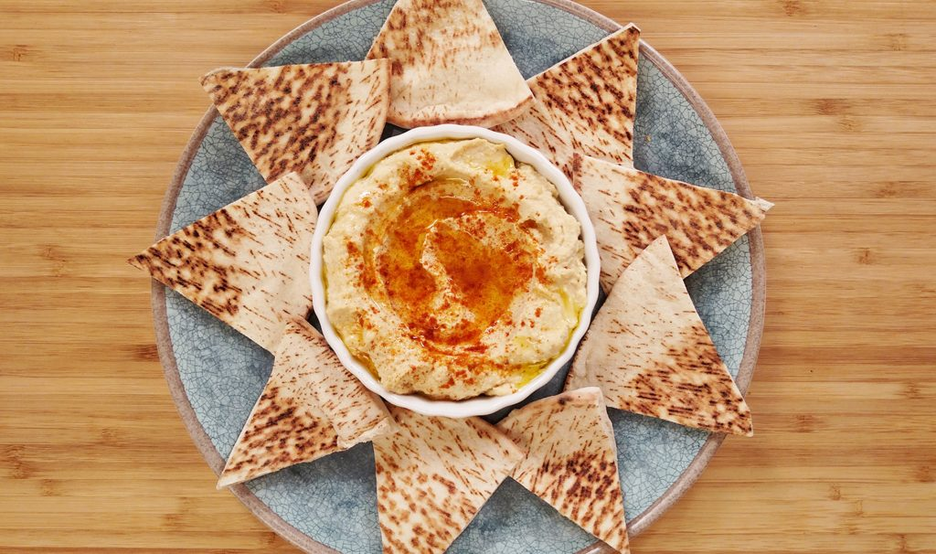 How to Make Hummus // Tiny Kitchen Big Taste