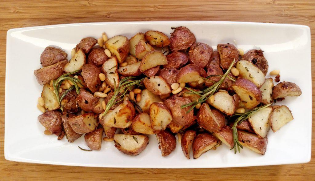 Best Roasted Potatoes Ever // Tiny Kitchen Big Taste