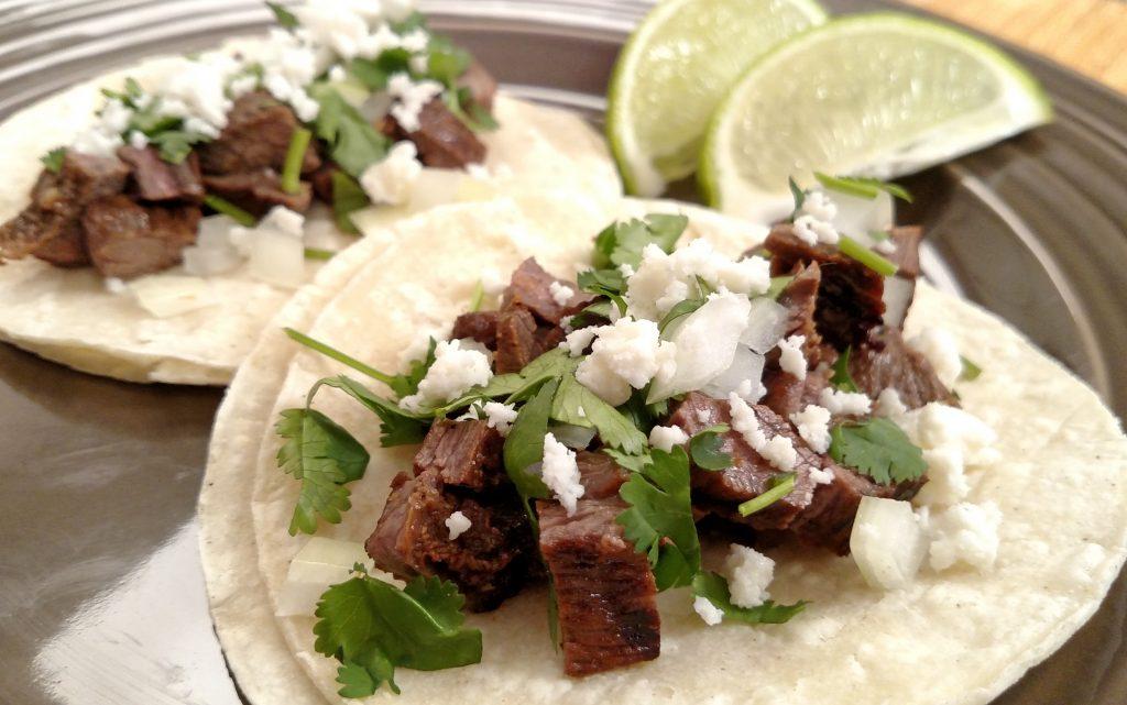 Street Tacos // Tiny Kitchen Big Taste