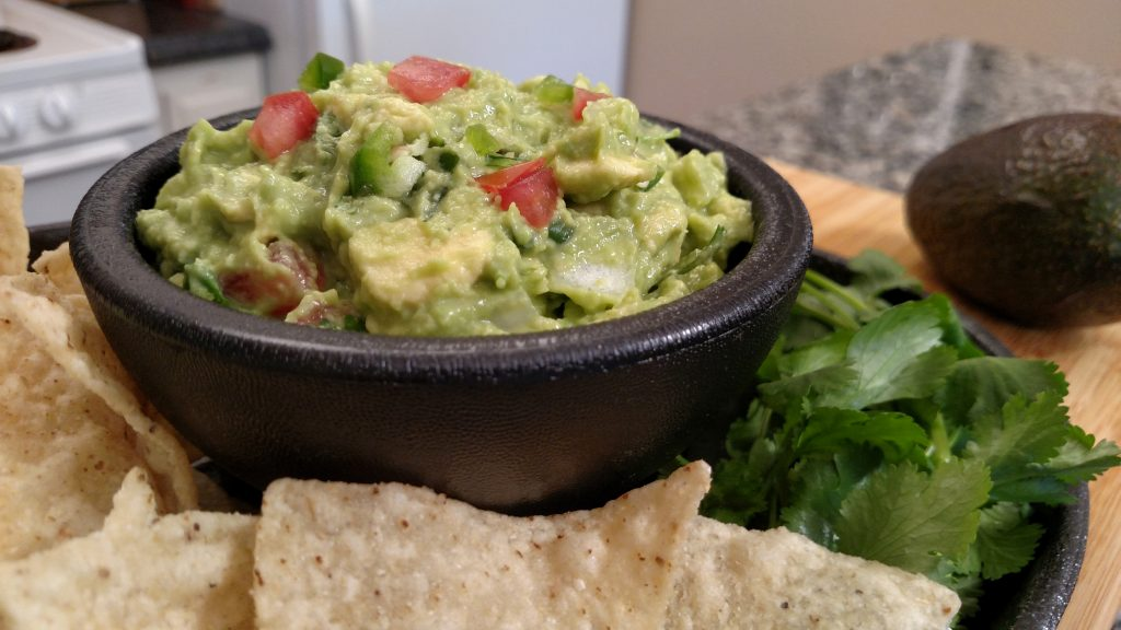 Guacamole // Tiny Kitchen Big Taste