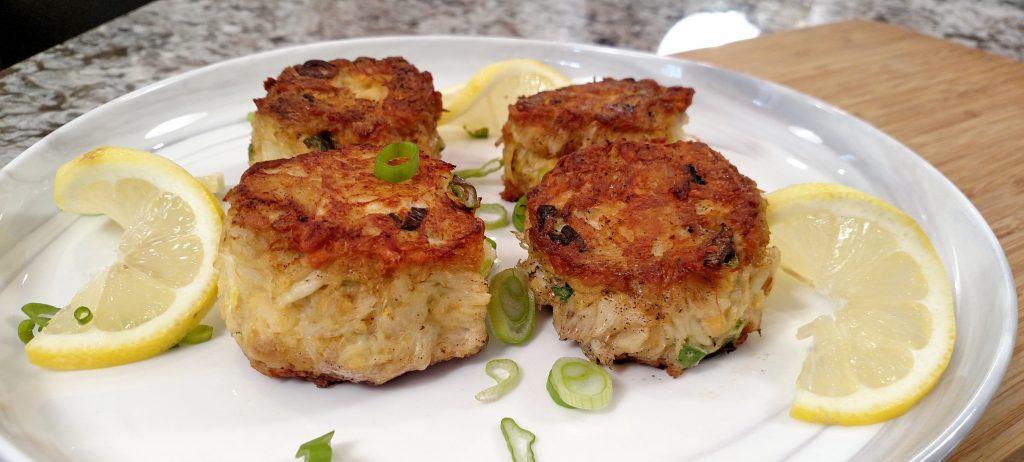 Crab Cakes // Tiny Kitchen Big Taste