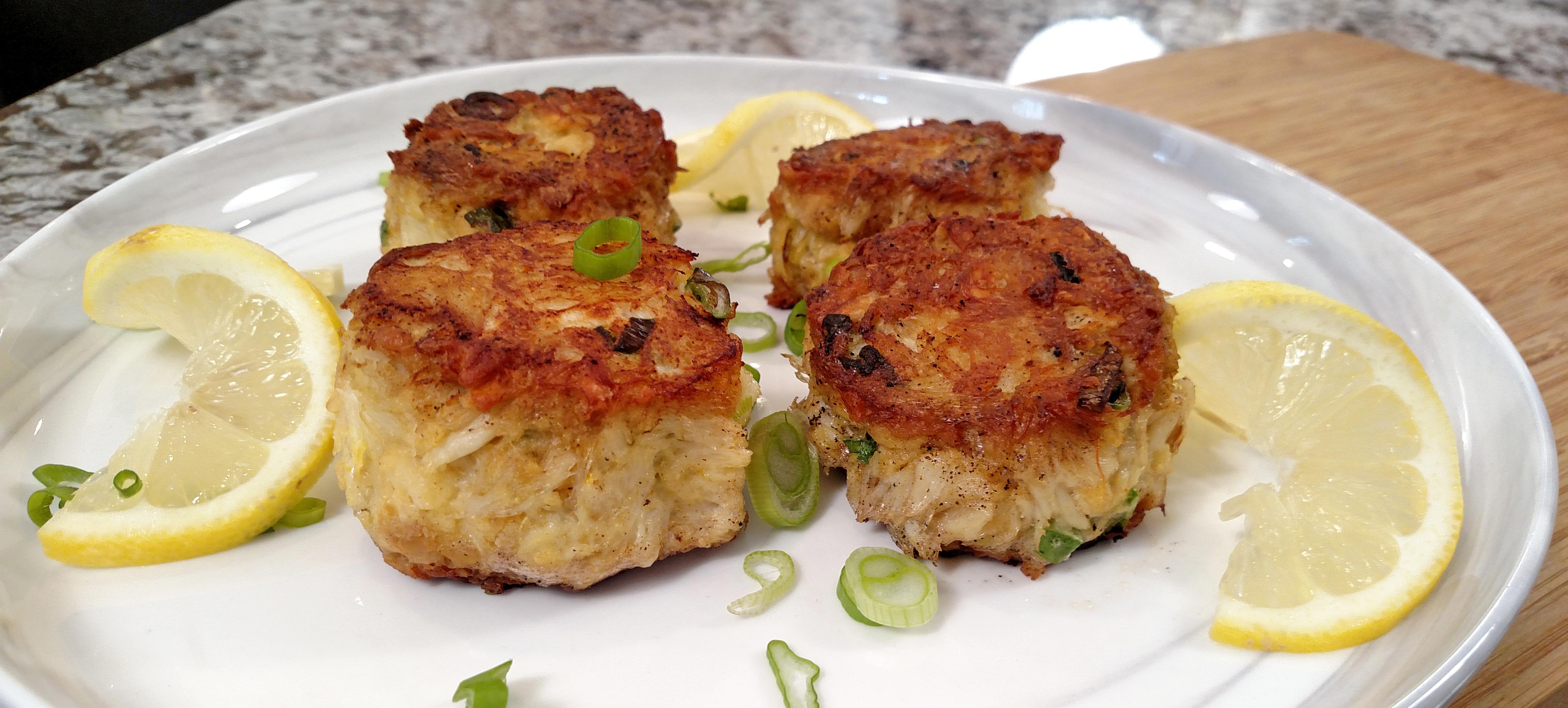TKBT On Location: The $10,000 Food Network Award-Winning Crab Cake ...