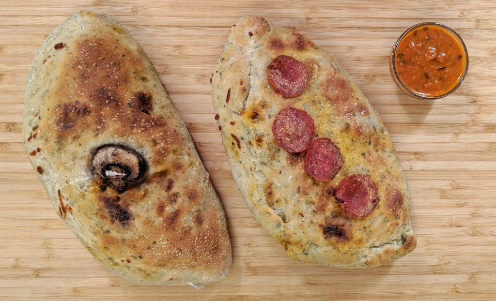 Calzone // Tiny Kitchen Big Taste