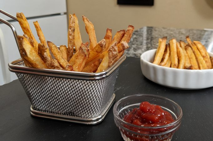 French Fries - Tiny Kitchen Big Taste