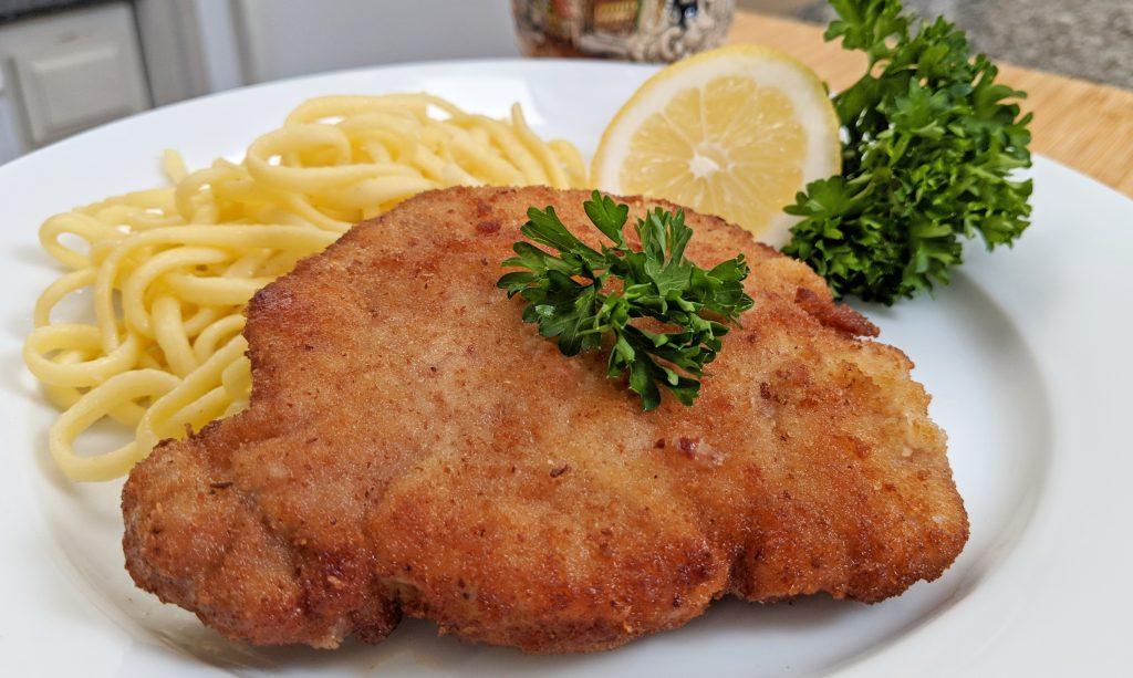 Schnitzel - Tiny Kitchen Big Taste