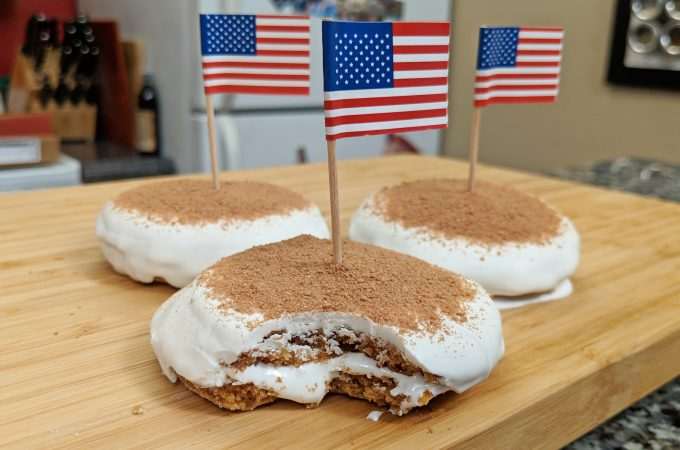 First Man Moon Pies