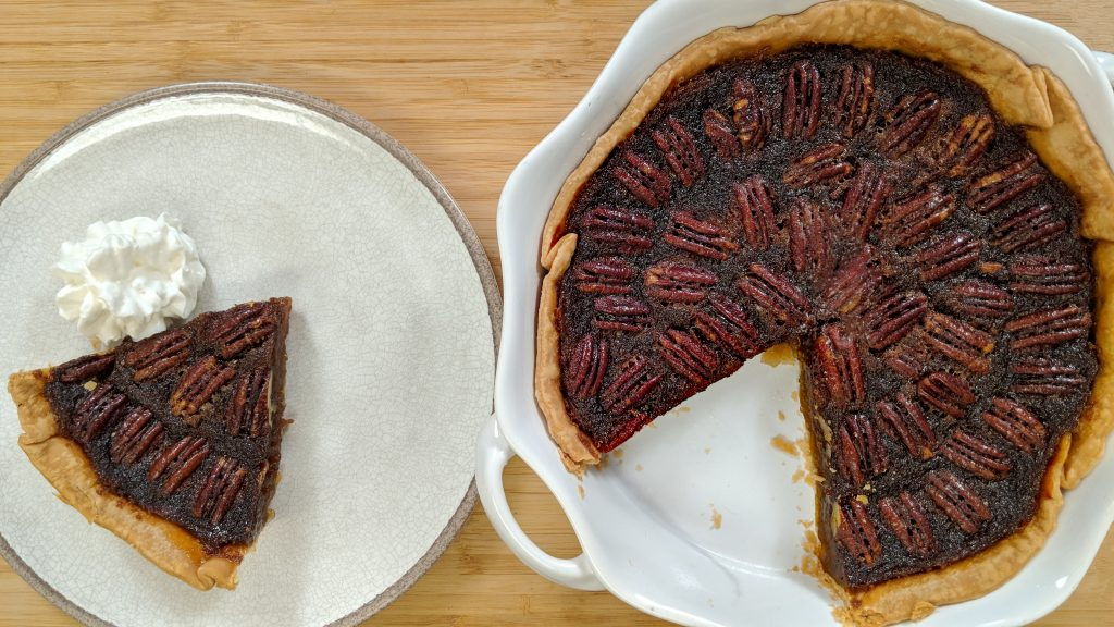 Pecan Pie - Tiny Kitchen Big Taste