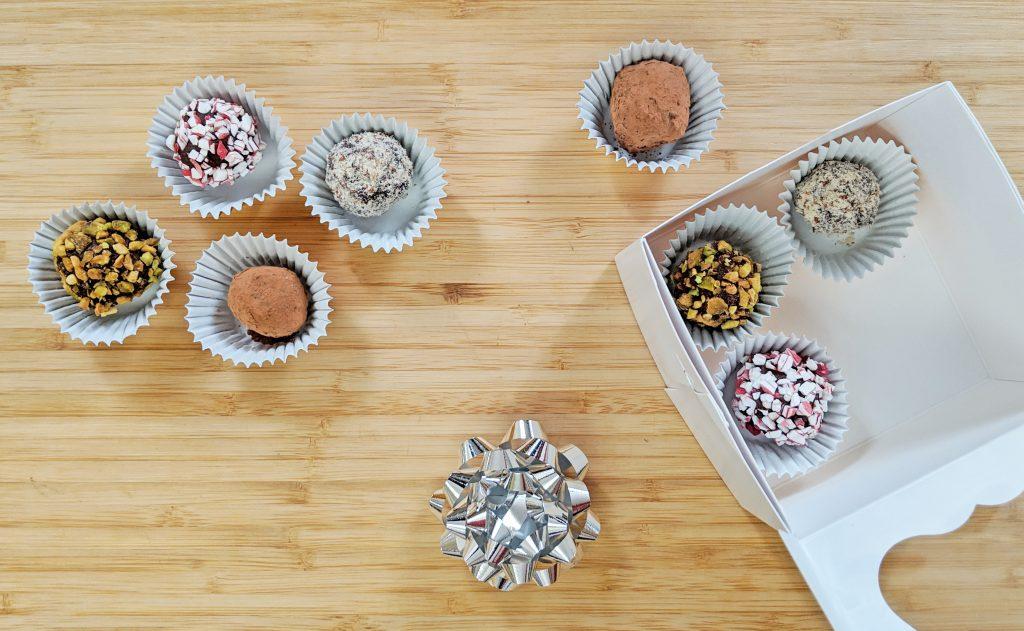 Chocolate Truffles - Tiny Kitchen Big Taste