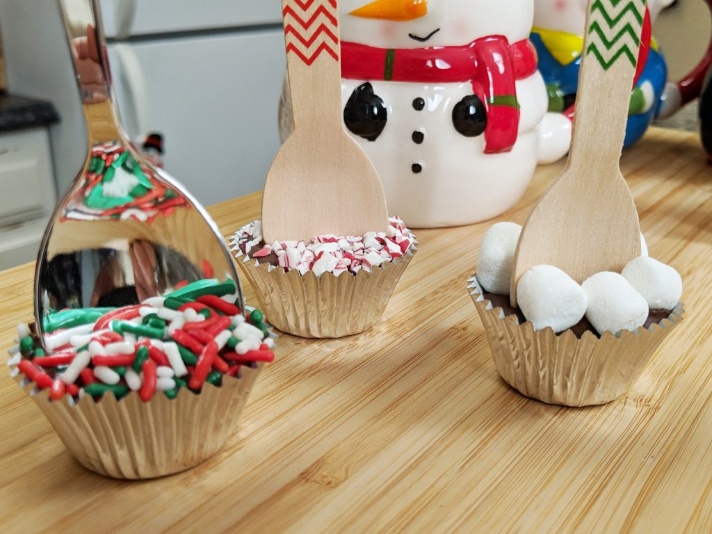 Hot Chocolate Spoons // Tiny Kitchen Big Taste