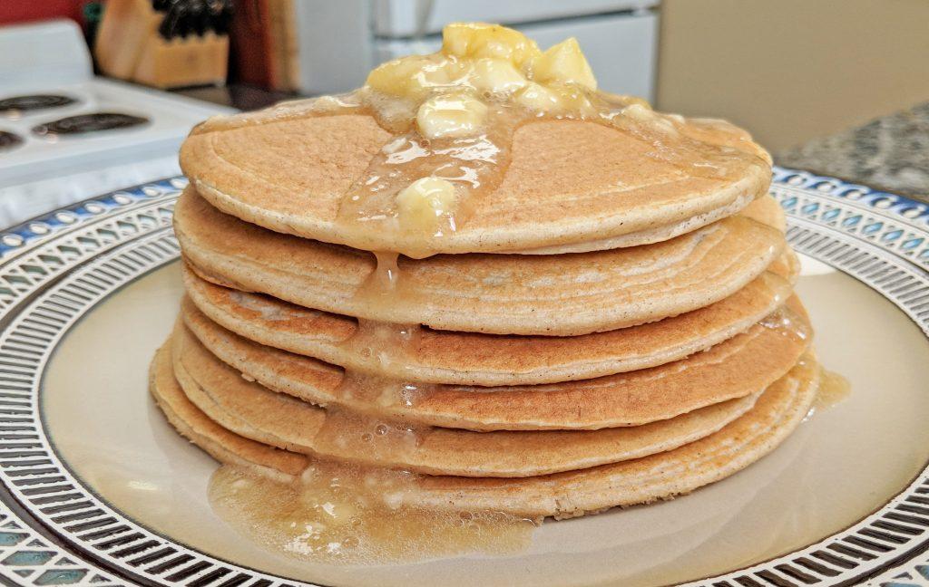 Power Pancakes // Tiny Kitchen Big Taste