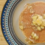 Power Pancakes - Tiny Kitchen Big Taste