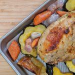 Sheet Pan Chicken - Tiny Kitchen Big Taste
