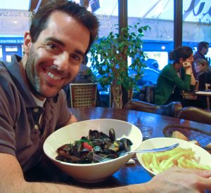 Mussels // Tiny Kitchen Big Taste