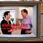 the galloping gourmet. graham kerr. michael fucci. TV