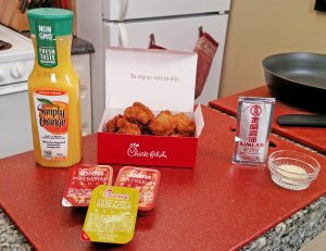 Chickfila menu hack ingredients